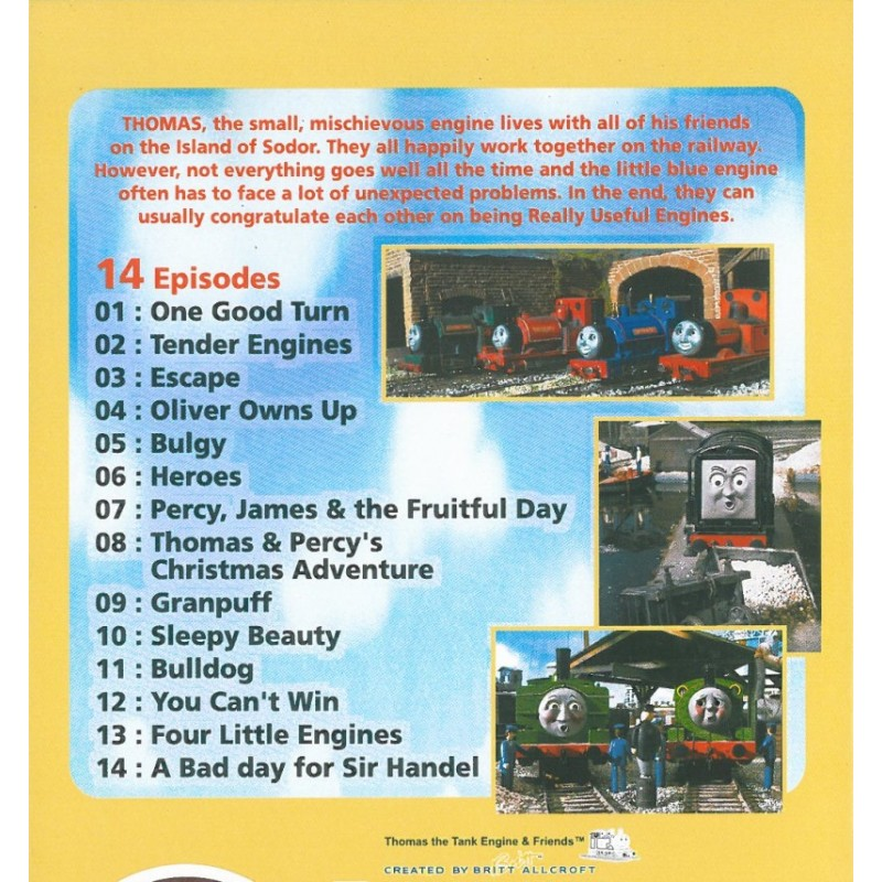 Thomas Amp Friends One Good Turn Amp Other Adventures