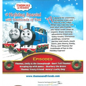 Thomas & Friends - Holiday Express (Classic Story Time Collection)