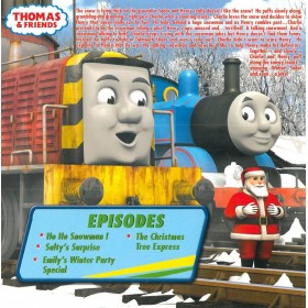 Thomas & Friends - Ho Ho Snowman!