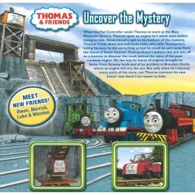 Thomas & Friends - Blue Mountain Mystery (The Movie)