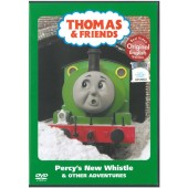Thomas & Friends - Percy's New Whistle & Other Adventures