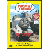 Thomas & Friends - Spic and Span & Other Adventures