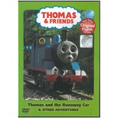 Thomas & Friends - Thomas and the Runaway Car & Other Adventures