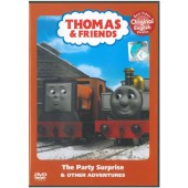 Thomas & Friends - The Party Surprise & Other Adventures