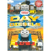 Thomas & Friends - Day of the Diesels (The Movie)