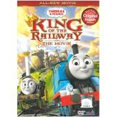 Thomas & Friends - King of the Railway (The Movie)