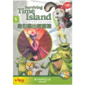 Surviving Time Island with Vipo and Friends Vol 1 - Once Upon a Time Watch