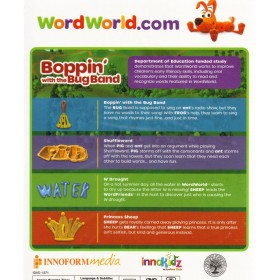WordWorld - Boppin' with the Bug Band