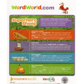 WordWorld - Superhero Sheep