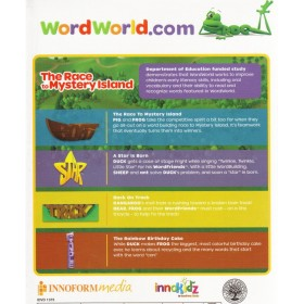 WordWorld - The Race to Mystery Island