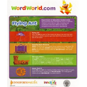 WordWorld - Flying Ant