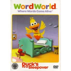WordWorld - Duck's First Sleepover