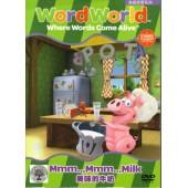 WordWorld - Mmm... Mmm.. Milk