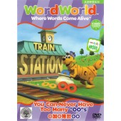 """WordWorld - You Can Never Have Too Many """"OO""""s"""