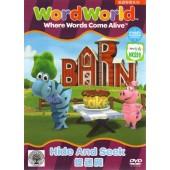 WordWorld - Hide and Seek